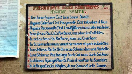 - PRisonniers Sans Frontières